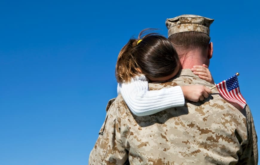 What are the Military Divorce Laws?